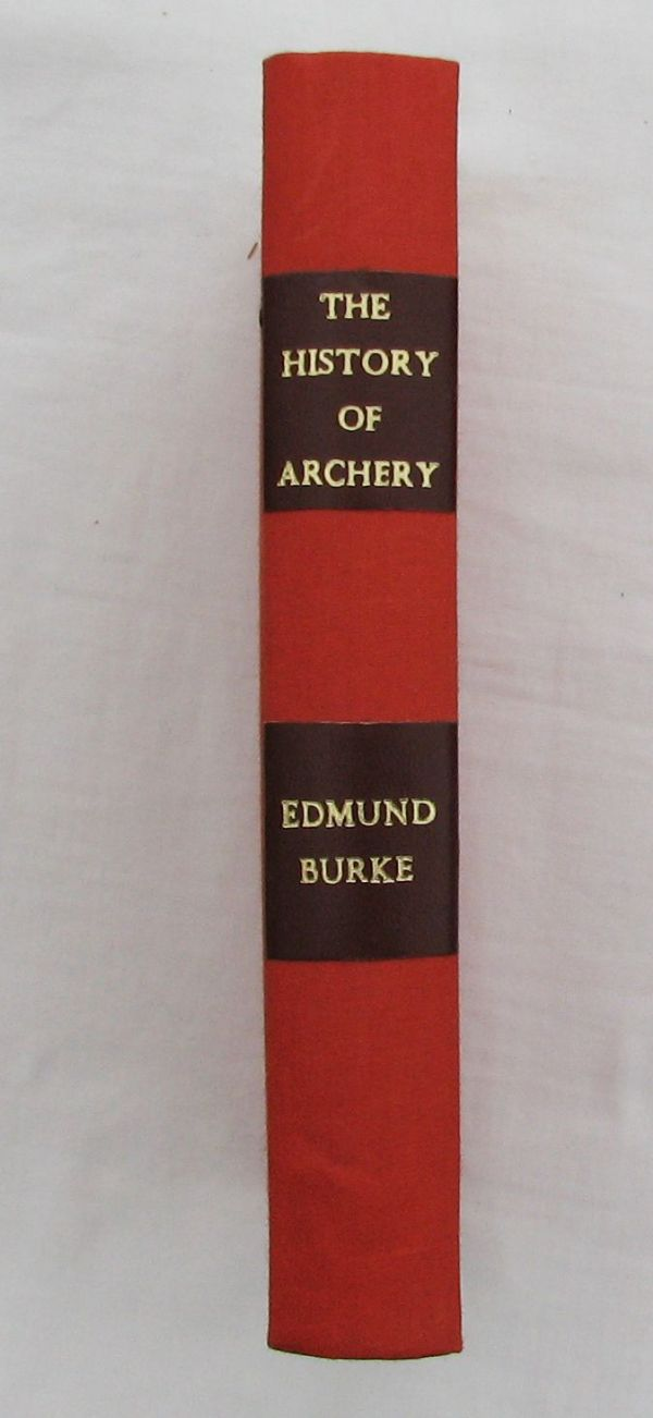 The History of Archery by Edmund Burke